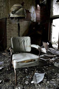 Abandoned: Hellingly Asylum - UK
