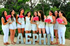 The University of Texas recruitment team looked picture perfect
