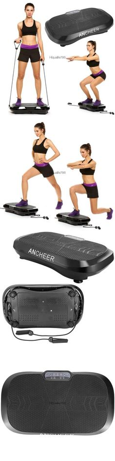Vibration Platform Machines 171593: New Fitness Vibration Platform Workout Machine Home Exercise Weight Loss 330Lbs -> BUY IT NOW ONLY: $109.5 on eBay!