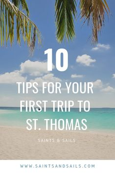 What you need to know before visiting the island from a local's POV Virgin Islands Vacation, St Thomas Virgin Islands, St Thomas Usvi, Caribbean Vacations, Travel Things, Island Life, Beach Fun, Things To Know, That Way