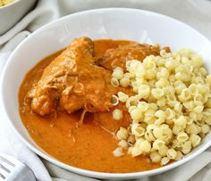 Try this Instant Pot Chicken Paprikash! Easy-to-pull-apart chicken thighs cooked in plenty of creamy sauce are ready in less than 30 minutes. Pressure Cooker Chicken, Pressure Cooker Recipes, All You Need Is, Chicken Paprikash, Clean Chicken, Honey Mustard Chicken, Happy Foods, Instant Pot, Chicken Recipes