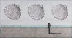 """Joanna Wiszniewska-Domańska, """"Trzy rzeczy najważniejsze"""", 2010"""