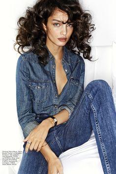 womensweardaily: Model Call: Luma Grothe Photo Courtesy of One Management