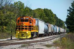 Grand Rapids Eastern Railroad in HO scale