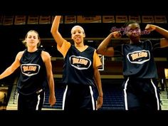 "▶ Toledo Women's Basketball - Rockets For The Cure - ""Survivor"" - YouTube"