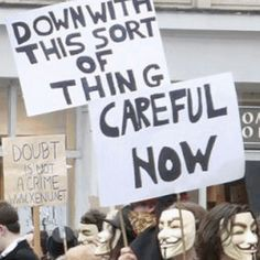 "No, really, a lot of people learned how to protest from Father Ted. | 26 Important Lessons We Learned From ""Father Ted"""
