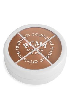 RCMA MakeupTake a dive through just about any makeup artist's kit and we're betting you'll find dozens of RCMA palettes. The brand boasts an impressive shade range of cream foundations, color cosmetics, and finely milled powders.Try: RCMA's cream foundations are some of the best we've ever tried. When buffed lightly onto the skin, the lightweight cream manages to cover discoloration and pimples while looking almost airbrushed.