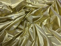 Gold Pearl Lam� Metallic Paper Lame Fabric Per Metre Lame Fabric, Metallic Paper, Gold Pearl, Fabric Online, Pearls, Trending Outfits, Store, Unique Jewelry, Handmade Gifts