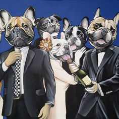 #frenchieart #frenchbulldogart #frenchbulldog #frenchie French Bulldog Art, French Bulldogs, Tattoo Foto, Love French, Funny Drawings, Terrier Mix, Doge, Puppy Love, Boston Terrier