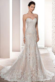"Demetrios bridal 2017 collection - ""709"" - available now at Si...Bridal, Gateshead www.sibridal.com  #sibridal #demetrios #bridal #weddingdress #weddings #bridaldress"