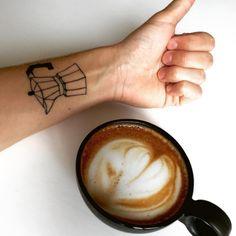 Espresso Yourself Tattoo