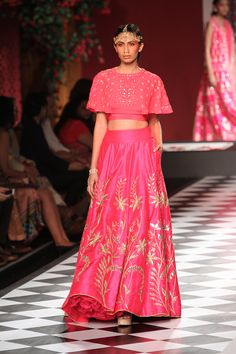 Anita Dongre at India Couture Week 2016 Indian Wedding Wear, Big Fat Indian Wedding, Indian Weddings, Wedding Dress, Anita Dongre, Couture Week, Ethnic Outfits, Indian Outfits, Traditional Fashion