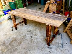 schnitzebitz.ch Dining Table, Rustic, Cars, Furniture, Home Decor, Glee, Luxury, Timber Wood, Country Primitive
