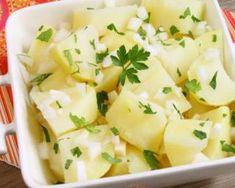 Recette de Salade de pommes de terre allemande