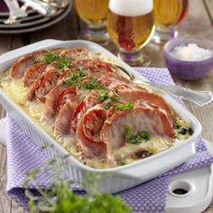 Swedish Recipes, Lchf, Fresh Rolls, Thanksgiving Recipes, Sushi, Bacon, Food And Drink, Health Fitness, Cooking Recipes
