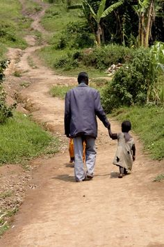 Photograph by Jan Arnow from work in Rwanda