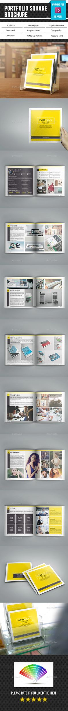 Haweya Landscape Brochure 16 Pages V03 Brochures, Corporate - business company profile template