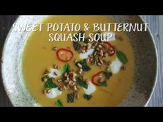 Embrace first day of Autumn with The Leconfield Restaurant's Head Chef Paul Welburn's deliciously warming Spiced Sweet Potato & Butternut Squash Soup