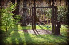 diy swing set frame | for the love of backyard swings