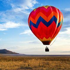 Go up in a Hot AiR Ballon.