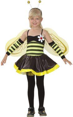 Child Bumble Bee Costume £14.99 : Direct 2 U Fancy Dress Superstore. http://direct2ufancydress.com/child-bumble-bee-costume-p-4206.html