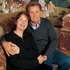 Martin & Janet Sheen  since    1961