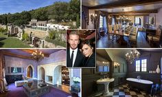 8/14/16*Posh and Becks set to LOSE £4million on South of France mansion