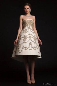 Krikor Jabotian Haute Couture Весна-Лето 2015