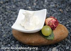 MishaBeauty - DIY kosmetika: Šlehané bambucké máslo