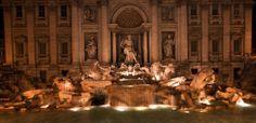 La bella Fontana.