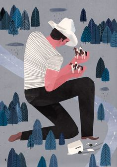 """""""The stranger who changed my life"""" 