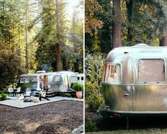 Glamping is on our short list of cozy weekend plans once the heat of summer…