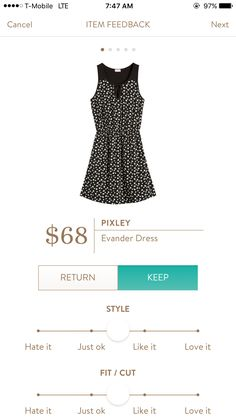 26 Fashion Rules You Should Break Immediately I love Stitch Fix! Personalized styling service and it's amazing!! Fill out a style profile with sizing and preferences. Then your very own stylist selects 5 pieces to send to you to try out at home. Keep what you love and return what you don't. Try it out using the link! #stitchfix Stitch Fix. Stitchfix Spring 2016. Stitchfix Summer 2016. www.stitchfix.com....