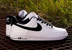 Nike Air Force 1 Low '07 – White – Black