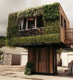 "Find out even more information on ""rainwater harvesting architecture"". Look into our internet site. Off Grid Tiny House, Tiny House Blog, Verticle Garden, Water From Air, Bunk Bed Designs, Concept Home, Rainwater Harvesting, House Styles, Internet"