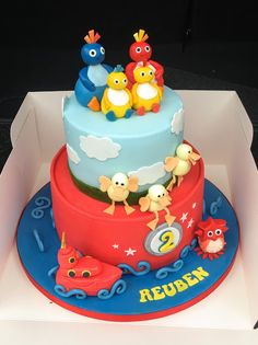 Image result for twirlywoos birthday cakes