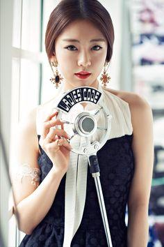 Ladies' Code - So Wonderful Concept Photos
