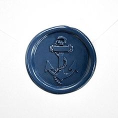 Wax Seal - Anchor