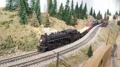 maqueta tren canada