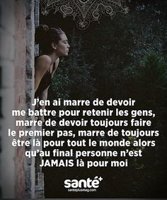Citation ♥ Plus Words Quotes, Me Quotes, Sayings, French Quotes, Bad Mood, Motivation, Some Words, Beautiful Words, Proverbs