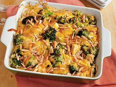 Chicken Divan | Take a look at these 46 new family dinners—from Turkey Sausage Lasagna to Caribbean-Spiced Chicken Kebabs. Everyone in your family will rave about these tasty dinner recipes.