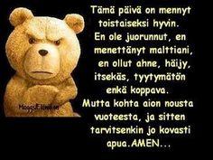 Live Life, Teddy Bear, Funny, Inspiration, Humor, Six Pack Abs, Biblical Inspiration, Teddybear, Funny Parenting