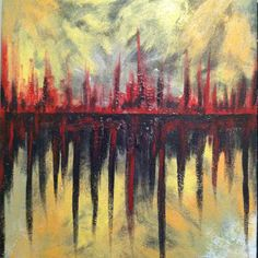 """Fine Line"" by Christa Mcguire"