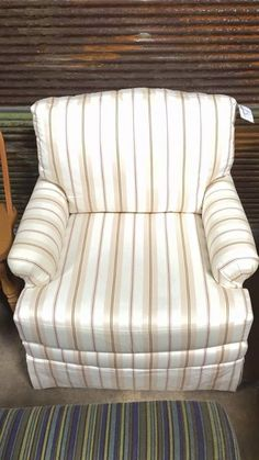 Only at the Bear -- Brass Bear Antiques 2652 Valleydale Rd. 35244 -- 205-566-0601 -- Vendor 55 Aisle F $100 awesome accent chair