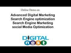 Top Digital Marketing Course Training Institute in hyderabad Social Media Training, Seo Training, Seo Marketing, Social Media Marketing, Seo Sem, Social Channel, Hyderabad, Social Platform, Nest