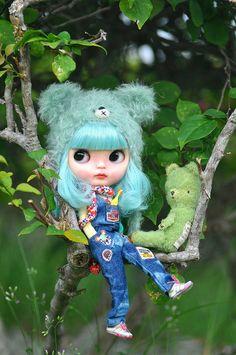 Hanging around with Macha...*Peppermint Tart** | Flickr - Photo Sharing!