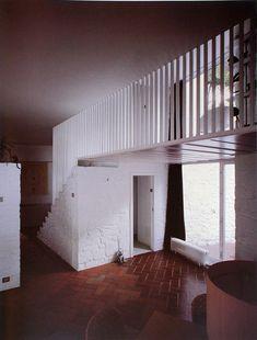 Casa Ugalde Situación: Caldes d'Estrac, Barcelona, España Año: 1951-1953 Arquitecto: José Antonio Coderch
