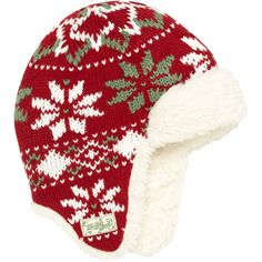 Fair Isle Trapper Hat by Life is good