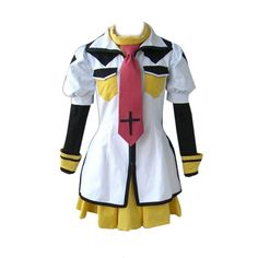 Shinshi Doumei Cross Cosplay Costume - High School Female 1st XXX-Large *** Click image for more details.