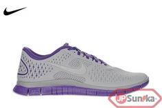 a2fa027460f8 Nike Free 4.0 V2 Wolf Grey Ultra Violet (511472-500)